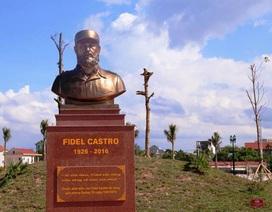 Công viên lớn nhất TP Đông Hà chính thức mang tên lãnh tụ Cuba Fidel Castro