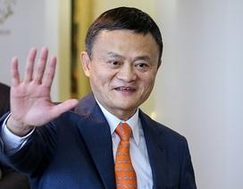 """Ông Putin hỏi Jack Ma: """"Còn trẻ thế, sao đã nghỉ hưu?"""""""