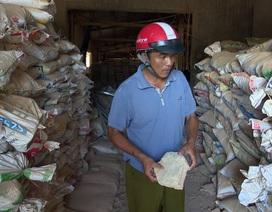 "Thu giữ 44 tấn đá Fluorit khai thác ""chui"""