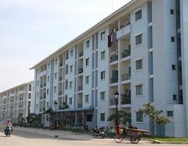 Bộ xây dựng phàn nàn Hà Nội chậm trễ trong báo cáo nhà tái định cư