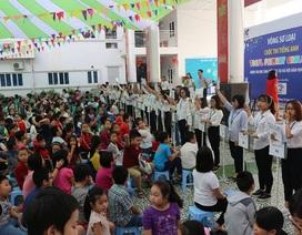 Cuộc thi tiếng Anh TOEFL Challenge năm thứ 7 liên tiếp được phát động tại Hà Nội