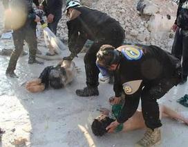 Nga vạch trần kế hoạch dàn dựng tấn công hóa học tại Syria