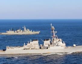 Nga: 200 tên lửa hành trình Tomahawk của Mỹ có thể đang bủa vây Syria