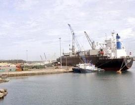 Xây cảng Dung Quất: Tìm chỗ đổ hơn 15 triệu m3 cát
