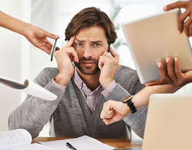 Xử lý nỗi sợ xử lý email công việc