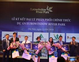 """Eurowindow River Park – Sức mạnh từ những """"cánh tay nối dài"""""""