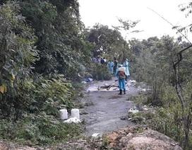 Cuộc điều tra truy tìm hung thủ sát hại tài xế, phi tang thi thể xuống vực sâu ở Hòa Bình