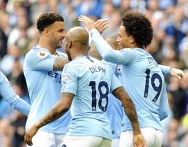 Man City 3-0 Fulham: Chênh lệch lớn về đẳng cấp