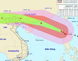 Thủ tướng yêu cầu tập trung ứng phó khẩn cấp bão số 6 và mưa lũ