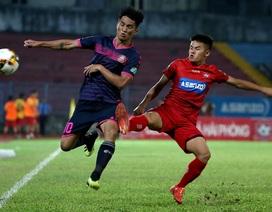 Thủ môn mắc sai lầm, Sài Gòn FC thua đau trên sân Lạch Tray