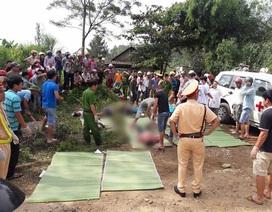 Xe khách va chạm kinh hoàng với xe bồn, 12 người tử vong