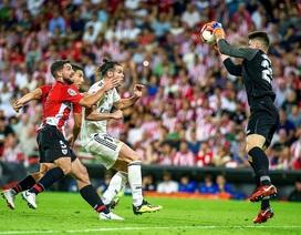 Hòa thất vọng Bilbao, Real Madrid đứt mạch toàn thắng ở La Liga
