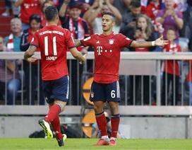 """Bị """"chọc giận"""", Bayern Munich vùi dập Leverkusen"""
