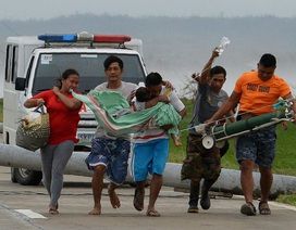 Philippines: Ít nhất 14 người chết do siêu bão Mangkhut
