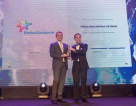 """FrieslandCampina Việt Nam vào Top """"Những nơi làm việc tốt nhất Châu Á 2018"""""""