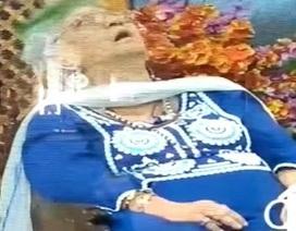 Khách mời qua đời ngay khi đang nói chuyện trên sóng truyền hình