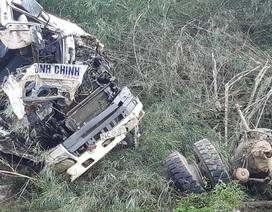 Chuyên gia BV Việt Đức khẩn cấp lên Lai Châu hỗ trợ vụ tai nạn xe bồn
