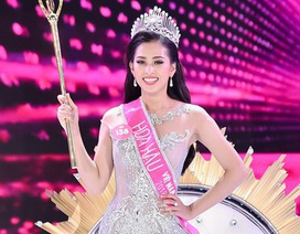 Tân hoa hậu Việt Nam 2018 chia sẻ gì ngay sau khi đăng quang?