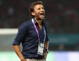"""Tìm ra lý do khiến HLV đội tuyển Indonesia """"bỏ trốn"""""""