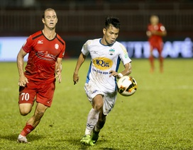 Vòng 22 V-League 2018: Vấn nạn trọng tài và cuộc chiến trụ hạng