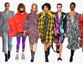 Những xu hướng mới của thời trang thu đông 2018