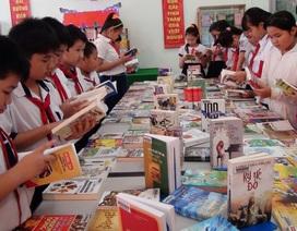 Thanh Hóa: Trao hơn 300 tủ sách đến học sinh tiểu học miền núi