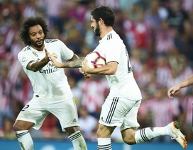 """Real Madrid """"mất giá"""" ở Champions League"""