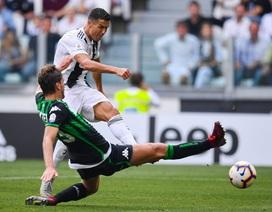 """C.Ronaldo ghi bàn đầu tiên ở Juventus: Khi """"kẻ hủy diệt"""" đã tỉnh giấc…"""