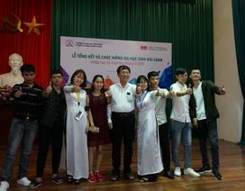 Công ty PM cho đoàn du học sinh Đài Loan nhập học kỳ mùa thu 2018
