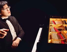 Nghệ sĩ piano Lưu Hồng Quang trở lại Việt Nam sau 2 năm vắng bóng