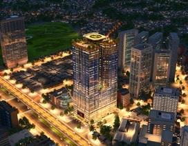 Sunshine Center hút khách hàng và giới đầu tư