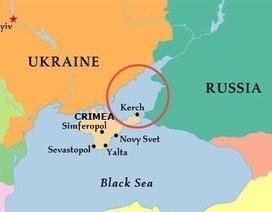 Ukraine tính xây căn cứ hải quân gần Crimea
