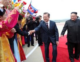 Động thái chưa từng có tiền lệ của ông Kim Jong-un tại thượng đỉnh liên Triều