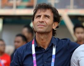 """HLV """"bỏ trốn"""" quyết định quay lại dẫn dắt đội tuyển Indonesia"""