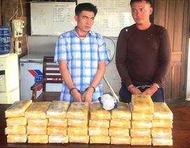"""""""Đánh chặn"""" ma túy trên đất Lào, ngăn lô hồng phiến lớn """"tuồn"""" về biên giới"""