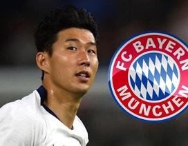 Thoát nghĩa vụ quân sự, Son Heung Min được Bayern Munich săn đón