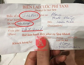 """Đi 2km, vị khách Nhật Bản bị taxi """"dù"""" chém 100.000 đồng/km"""