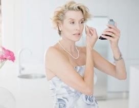 Đồ trang điểm chứa hóa chất ảnh hưởng đến nồng độ hormone ở phụ nữ