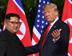 Ông Kim Jong-un nói cuộc gặp với ông Trump giúp ổn định khu vực