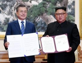 Ông Kim Jong-un cam kết đóng cửa vĩnh viễn các cơ sở hạt nhân