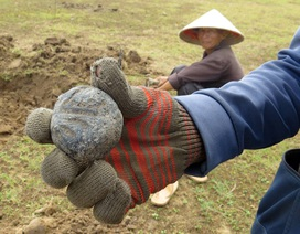 """Truy quét toàn bộ người dân đào bới tìm đá """"lạ"""" ở Phú Yên"""