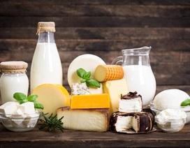Sữa toàn phần tốt hơn sữa tách bơ, giảm béo!