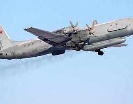 Những vụ máy bay quân sự từng bị rơi trên lãnh thổ Syria