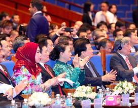 Chủ tịch Quốc hội: Việt Nam sẽ mở rộng không gian kinh doanh, khơi gợi tiềm năng của doanh nghiệp
