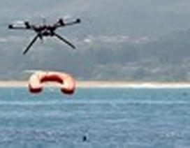 Israel phát triển thành công máy bay không người lái cứu người chết đuối
