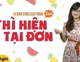 Học tiếng Anh: 10 phút nắm chắc cấu trúc, cách dùng thì hiện tại đơn