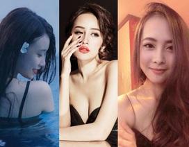 """Bạn gái xinh như mộng của những """"người hùng"""" U23 và """"đại gia ngầm"""" của Vbiz"""