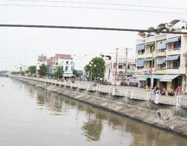 Sóc Trăng: Phát hiện sai phạm gần 700 triệu đồng trong dự án bờ kè sông Maspero