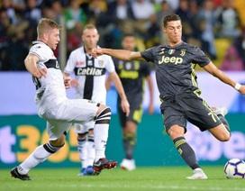 C.Ronaldo là chân sút tệ nhất ở châu Âu