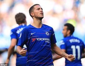 Eden Hazard chủ động xin nghỉ đá ở cúp châu Âu vì… quá mệt